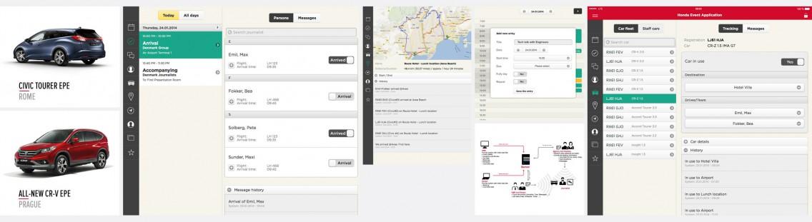 Honda Event Webapp Assets