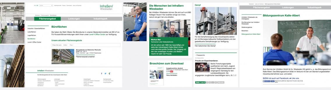 InfraServ Wiesbaden Website Assets