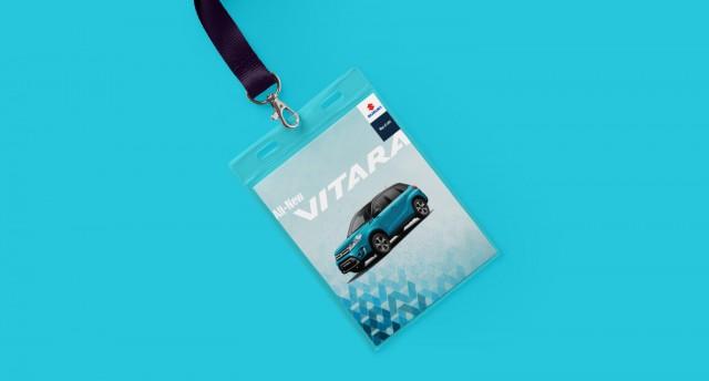 Suzuki VITARA Event Teaser