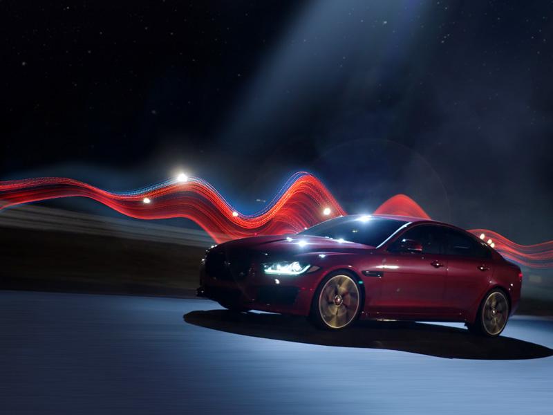 Jaguar XE AvB Facebook Kampagne Teaser