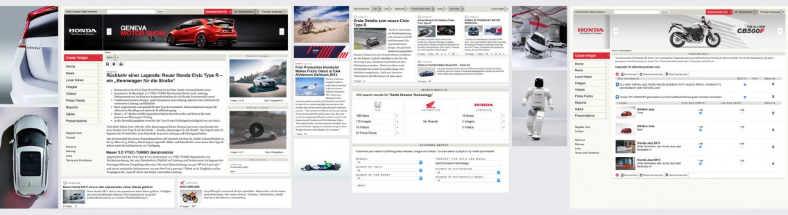 Honda Media Newsroom Presseportal Assets