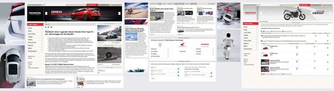 Honda Media Newsroom Presseportal Assets
