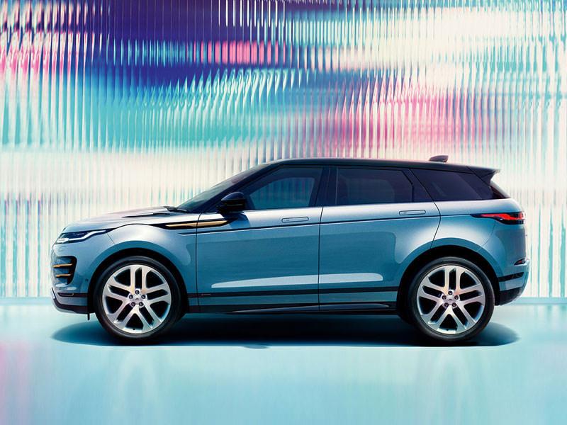 Projekt Range Rover Evoque Circle